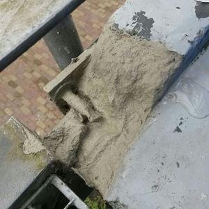 betonherstel betonreparatie trap