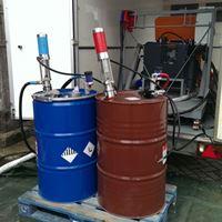 polyurea corrosiebescherming traanplaat vloer