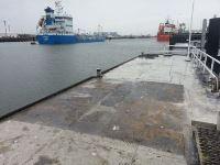 antislip ponton polyurea
