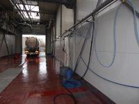 chemische resistentie polyurea hotspray
